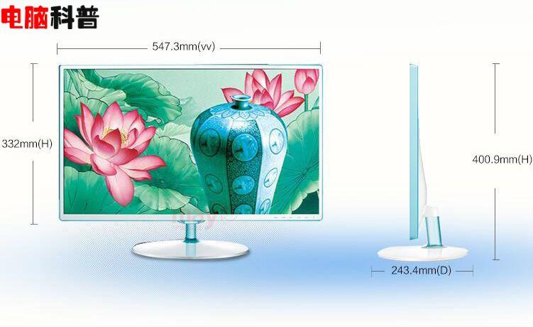 24寸、23寸、22寸、17寸显示器最佳分辨率是多少