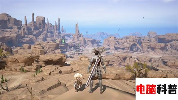跳票四年了!《最终幻想XI》手游版截图终于现身