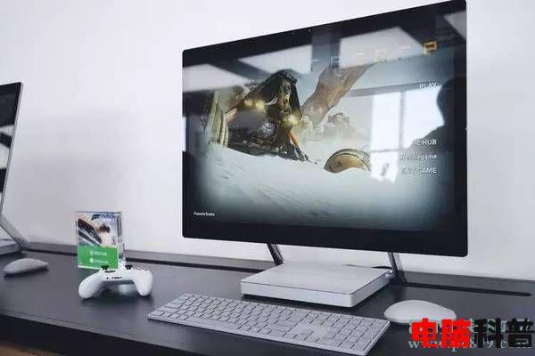 微软面向专业用户 Surface Studio一体机顶配2.8万元