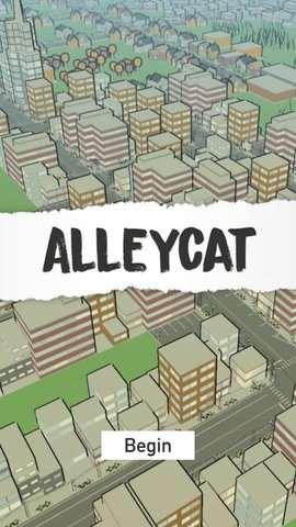 Alleycat自行车模拟游戏