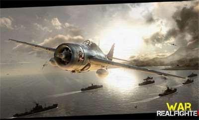 真正的战斗机战争雷霆射击战
