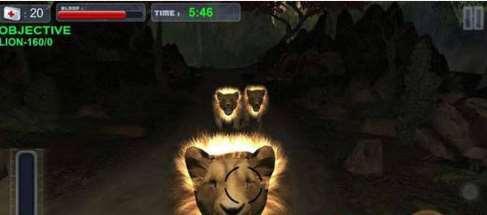 猎狮者森林大逃亡最新版