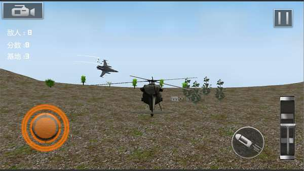 飞机模拟大战场