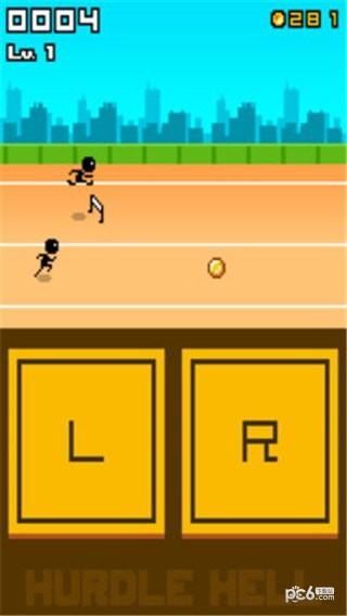 火柴人短跑比赛