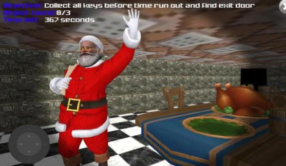 圣诞老人还魂之夜