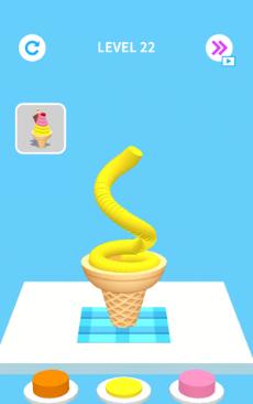 美味的食物3D