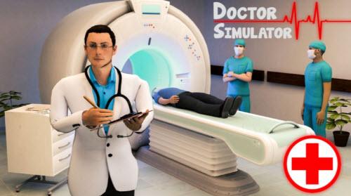 医生模拟器医院游戏
