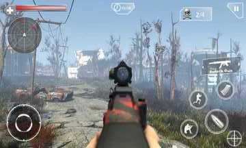 反恐狙击战