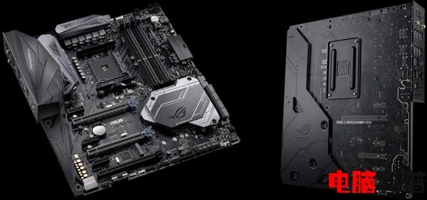 华硕12款X570主板曝光:支持AMD三代锐龙、12nm芯片组