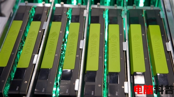 OSS发布全球首款五路PCIe 4.0背板:八块Tesla GV100加速卡并行